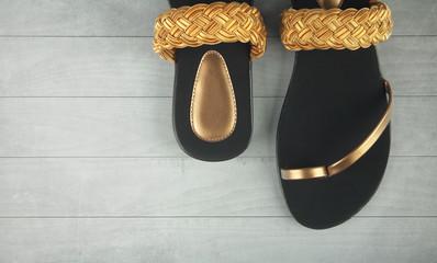 Indian Made Ladies Sandals