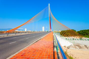 Nguyen Van Troi Tran bridge