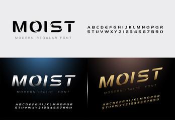 sport future curve, wave modern alphabet fonts  technology