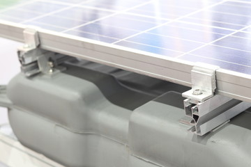 Mounting Clamp of Solar panel ;