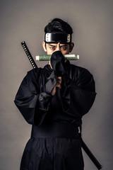 忍者・サムライ