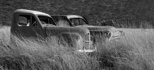 abandoned old cars in Namibia