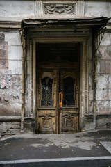 Architecture of Old Tbilisi
