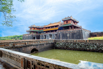 Complex of Hue Monuments in Hue, Vietnam Wall mural
