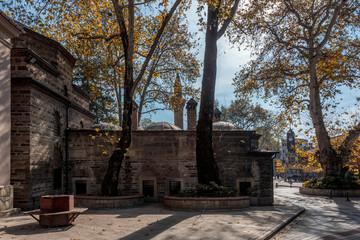 ınegöl historical square, Bursa, Turkey