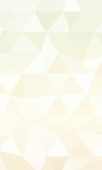 background with elements of a polygonal pattern. vector illustration. to design banners