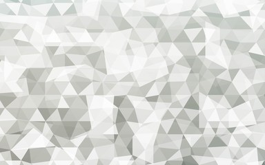Vector Abstract Triangles Background. Geometric Background With Gradient Color. For Your Business Design, Presentation.