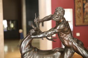 Statue roman figure