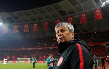 UEFA Nations League - League B - Group 2 - Turkey v Sweden