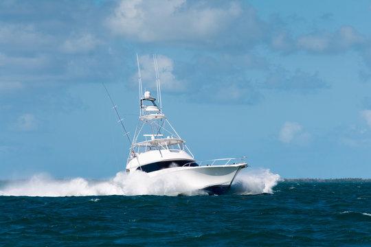 Sport Fishing Charter Boat in Florida Keys