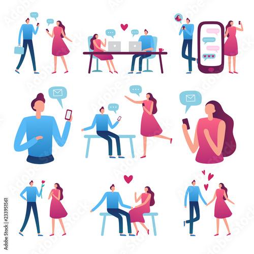blind dating online free