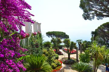 Villa Rufolo ogród