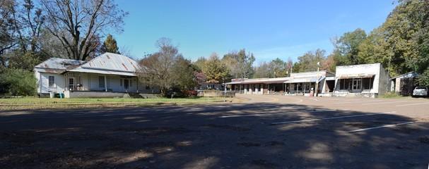 The village of Taylor, Mississippi