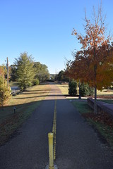 The Depot Trail in Oxford Mississippi