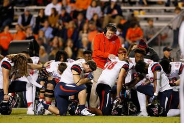 NCAA Football: Liberty at Auburn