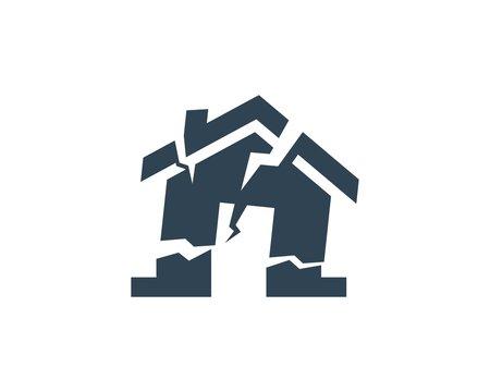 Home Destroyed Clean Design