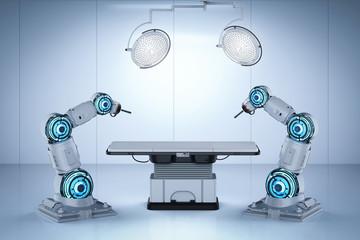 surgery robotic arm