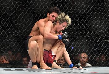 MMA: UFC Fight Night-Buenos Aires-Pantoja vs Sasaki