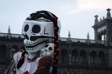 Dia De Los Muertos Mexico City 2018