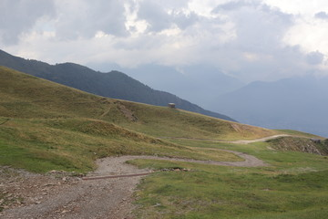 Switzerland Monte Tamaro