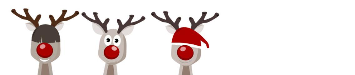 Weihnachten Rentier