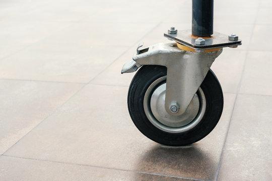 heavy duty industrial caster wheel