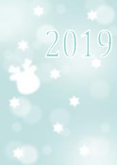 carte de vœux,2019