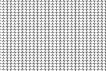 Gray knitted background. Natural material fabric. Textile backdrop
