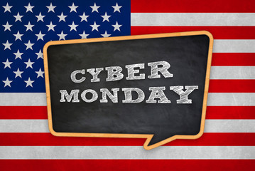Cyber Monday traditionally in the United States