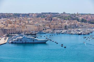 Festungen in Valletta