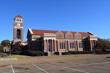 Paris-Yates Chapel at the University of Mississippi