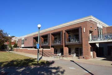 Paul B Johnson Commons at the University of Mississippi