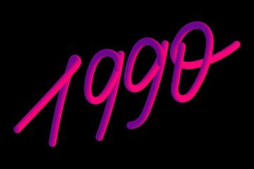 slogan 1990 phrase graphic vector Print Fashion lettering calligraphy