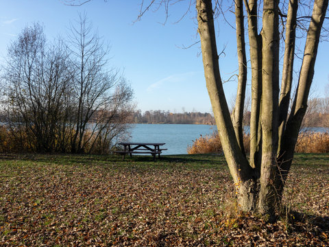 Parbank am See