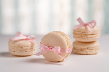 Macarons for a newborn