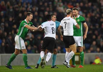 UEFA Nations League - League B - Group 3 - Northern Ireland v Austria