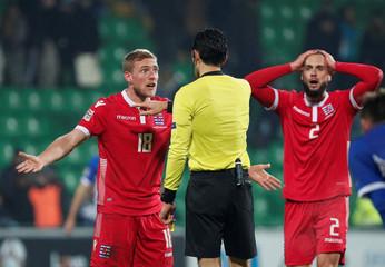 UEFA Nations League - League D - Group 2 - Moldova v Luxembourg
