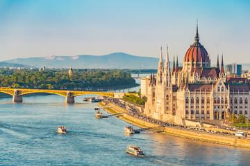 Deurstickers Boedapest Budapest