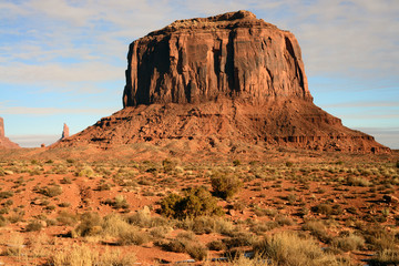 Wall Mural - Monument Valley Arizona USA Navajo Nation