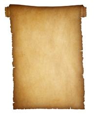 Antique paper scroll 4