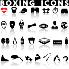 Boxing extreme sports