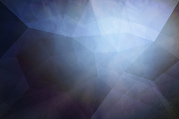 Abstract geometric background. Polygon texture.