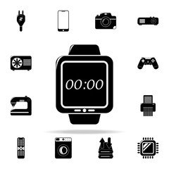 smart watches icon. Technology icons universal set for web and mobile