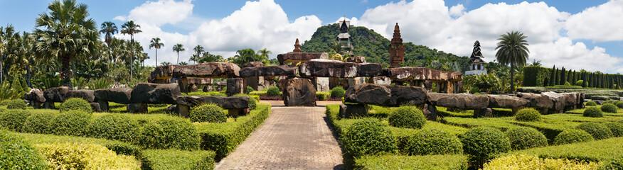 Stoneheng at Nong Nooch Garden Pattaya