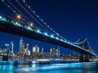 ニューヨーク マンハッタン・ブリッジ
