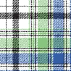 Diagonal check plaid texture seamless pattern