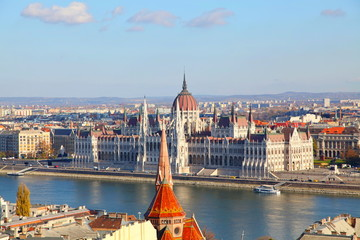 The beauties of Budapest