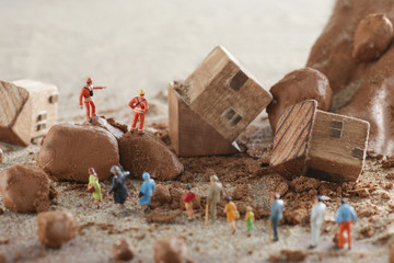 自然災害 土砂崩れ