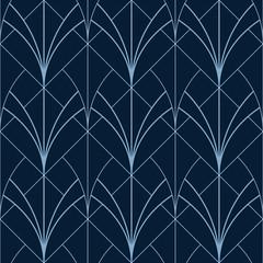 simple seamless art deco geometric 9
