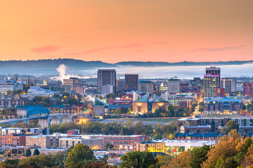 Fotomurales - Memphis, Tennessee, USA Skyline